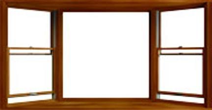 Pella Lifestyle Wood Bay / Bow Window