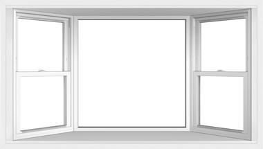 Pella 250 Vinyl Bay / Bow Window