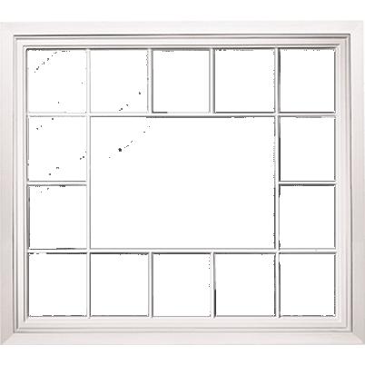 Andersen 400 Tiltwash Wood Picture Window