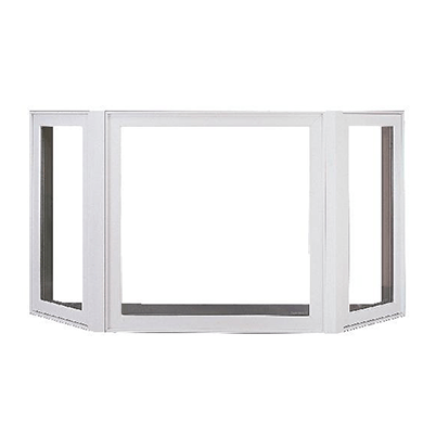 Andersen 400 Woodright Wood Bay / Bow Window