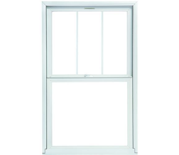 Pella Impervia Fiberglass Double Hung Window