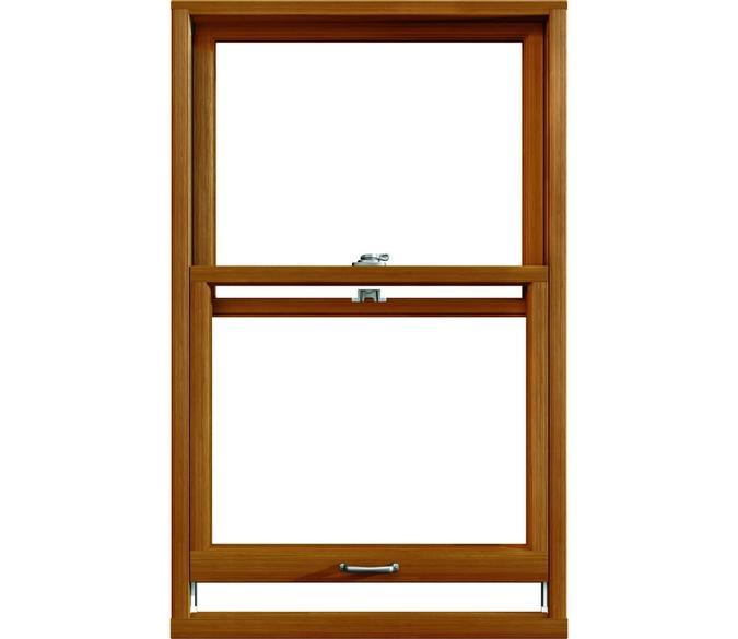 Harvey Majesty Double Hung Wood Window