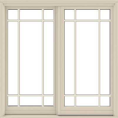 Andersen 400 Tiltwash Wood Gliding Window