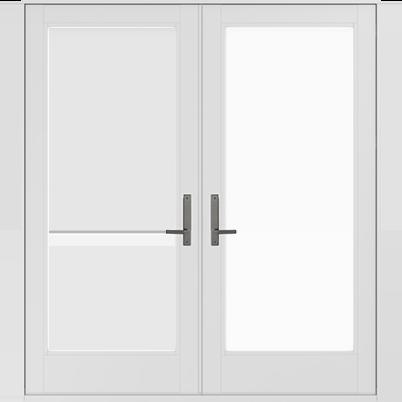 200 Series Hinged Patio Door