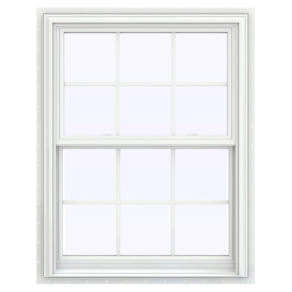 Harvey Tribute Vinyl Double Hung Window