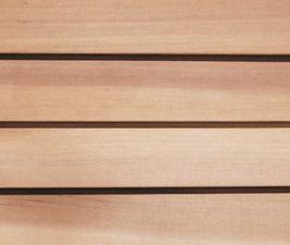 Pine Bevel Siding (Clapboards)