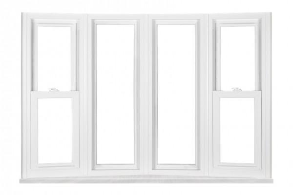 Simonton Impressions 9800 Bow Window