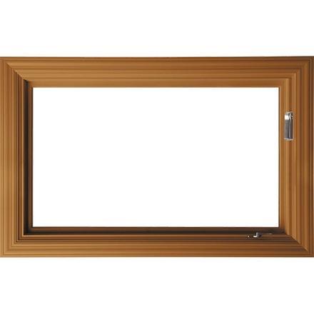 Pella Architect Series® Traditional Wood Awning Window